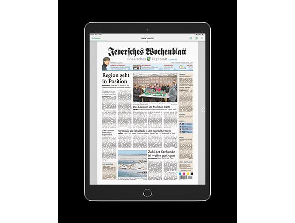 Jeversches Wochenblatt ePaper