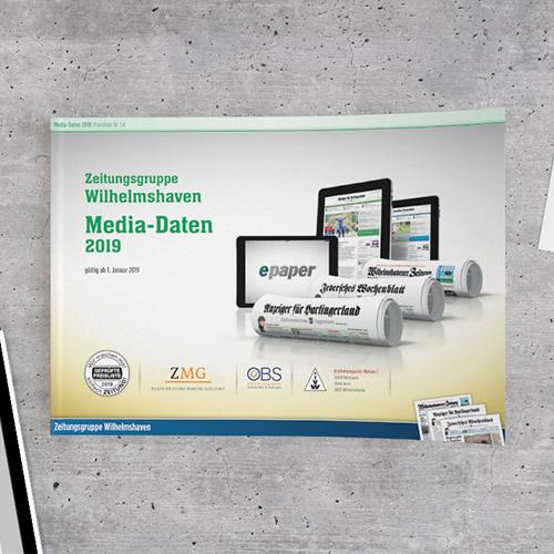 Mediadaten Jeversches Wochenblatt