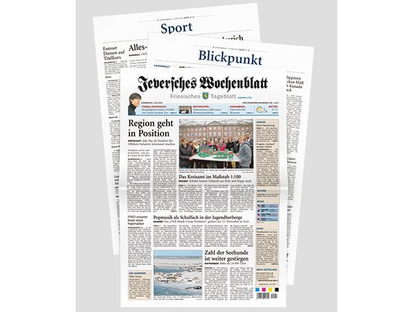Jeversches Wochenblatt Abonnement